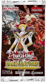 Yu-Gi-OH! TCG: Dark Saviors BOOSTER [YGO64173]