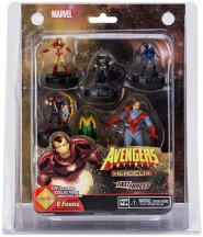 Marvel HeroClix: Avengers Infinity Fast Forces Pack (6-figurkowy) [WZK73150]