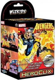 Marvel HeroClix: Avengers Infinity Colossal Booster Pack (5-figurkowy) [WZK73147]
