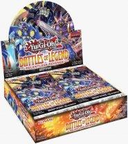 Yu-Gi-OH! TCG: Battle of Legends - Relentless Revenge Booster BOX [YGO64210×24]