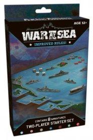 Axis & Allies: War at Sea <b>2010 - zestaw podstawowy</b> [425510000]