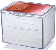 Hinged 150 Card Storage [5E-43004]