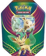 Pokemon TCG: Evolution Celebration Tin - Leafeon [POK80409]