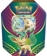 Pokemon TCG: Evolution Celebration Tin - Leafeon (ostatni 1 egz.) [POK80409]