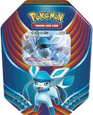 Pokemon TCG: Evolution Celebration Tin - Glaceon [POK80409]