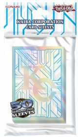 Yu-Gi-Oh! TCG: Kaiba Corporation Sleeves (50) [YGO64342]