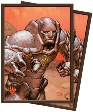 Magic: the Gathering Karn, Silver Golem Deck Protector sleeves (100) [5E-86883]