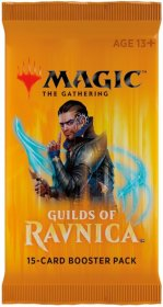Magic The Gathering: Guilds of Ravnica BOOSTER [MTG66855]