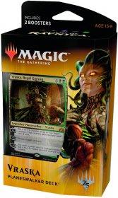Magic The Gathering: Guilds of Ravnica Planeswalker Deck VRASKA [MTG68901]