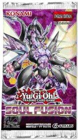 Yu-Gi-OH! TCG: Soul Fusion BOOSTER [YGO64416]