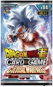 Dragon Ball Super S4 Colossal Warfare BOOSTER [DB00783]