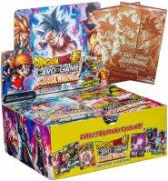 Dragon Ball Super S4 Colossal Warfare booster BOX + 2 Dash Pack [DB00783×24]