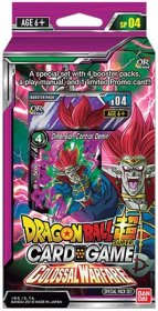 Dragon Ball Super S4 Colossal Warfare Special Pack [DB00788]