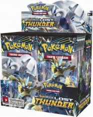 Pokemon TCG: S&M8 Lost Thunder booster BOX [POK80455×36]