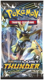 Pokemon TCG: S&M8 Lost Thunder BOOSTER [POK80455]