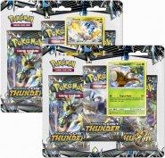 Pokemon TCG: S&M8 Lost Thunder 3PK blister - KOMPLET Altaria + Alolan Exeggutor [POK80457×2]