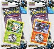 Pokemon TCG: Sun & Moon 8 Lost Thunder Checklane Blister - KOMPLET Rowlet + Salandit [POK80458×2]