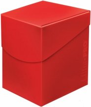 Pudełko Eclipse PRO 100+ APPLE RED (głębsze) [5E-85686]