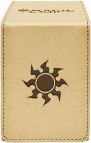 MAGIC pudełko ALCOVE FLIP BOX mana PLAINS [5E-86775]
