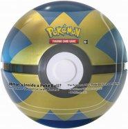 Pokemon TCG: Poke Ball Tin - WER. 1 (niebiesko-złota) [POK80367]