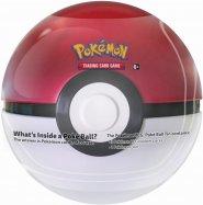 Pokemon TCG: Poke Ball Tin - WER. 2 (czerwono-biała) [POK80367]