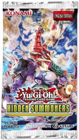 Yu-Gi-Oh! TCG:  Hidden Summoners BOOSTER [YGO64492]