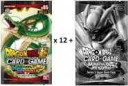 Dragon Ball SCG S5 Miraculous Revival 12 x BOOSTER + Dash Pack [DB03112×12]