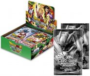 Dragon Ball SCG S5 Miraculous Revival booster BOX + 2 Dash Pack [DB03112×24]