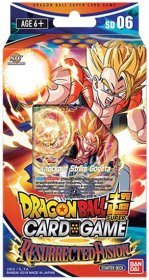 Dragon Ball SCG SD06 Resurrected Fusion Starter Deck [DB03120]