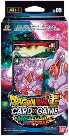 Dragon Ball SCG S5 Miraculous Revival Special Pack [DB03117]