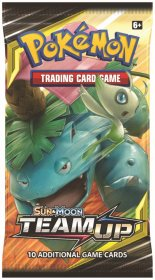 Pokemon TCG: S&M9 Team Up BOOSTER [POK80486]