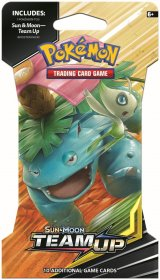 Pokemon TCG: S&M9 Team Up SLEEVED booster [POK80487]