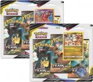 Pokemon TCG: S&M9 Team Up 3PK blister - KOMPLET Deoxys + Ultra Necrozma [POK80488×2]
