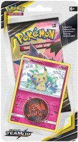 Pokemon TCG: S&M9 Team Up Checklane Blister - MIMIKYU [POK80489]