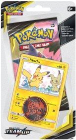 Pokemon TCG: S&M9 Team Up Checklane Blister - PIKACHU [POK80489]
