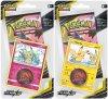 Pokemon TCG: S&M9 Team Up Checklane Blister - KOMPLET Mimikyu+Pikachu [POK80489×2]