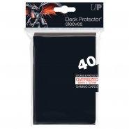 Koszulki Ultra Pro OVERSIZE (ponadwymiarowe) czarne (40) [5E-85381]