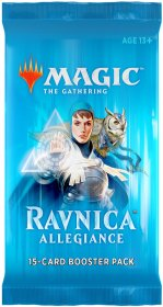 Magic The Gathering: Ravnica Allegiance BOOSTER [MTG67315]