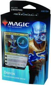 Magic The Gathering: Ravnica Allegiance Planeswalker Deck DOVIN [MTG68988]