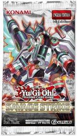 Yu-Gi-OH! TCG: Savage Strike BOOSTER [YGO64632]