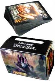MAGIC pudełko Mox Diamond Pudełko na karty + 80 koszulek [5E-82550]