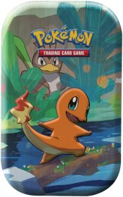 POKEMON: Kanto Friends Mini Tin - CHARMANDER [POK80385]