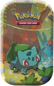 POKEMON: Kanto Friends Mini Tin - BULBASAUR [POK80385]