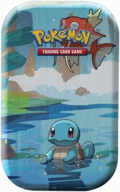 POKEMON: Kanto Friends Mini Tin - SQUIRTLE [POK80385]