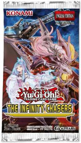 Yu-Gi-OH! TCG: Legendary Duelists: The Infinity Chasers BOOSTER [YGO64803]