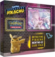 Pokemon TCG: Detective Pikachu Mewtwo-GX Case File [POK80617]