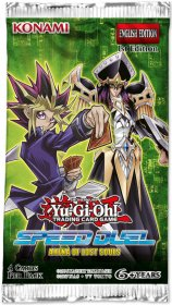 Yu-Gi-OH! TCG: Speed Duel Arena of Lost Souls BOOSTER [YGO64828]