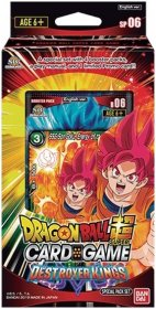 Dragon Ball SCG S6 Destroyer Kings Special Pack [DB03142]