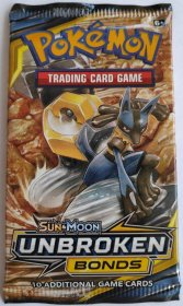 Pokemon TCG: S&M10 Unbroken Bonds BOOSTER [POK80547]