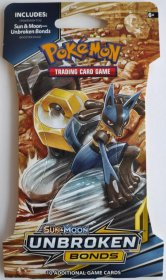 Pokemon TCG: S&M10 Unbroken Bonds SLEEVED booster [POK80548]